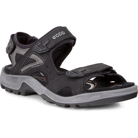 ECCO Offroad Sandalen Herren black/dark shadow